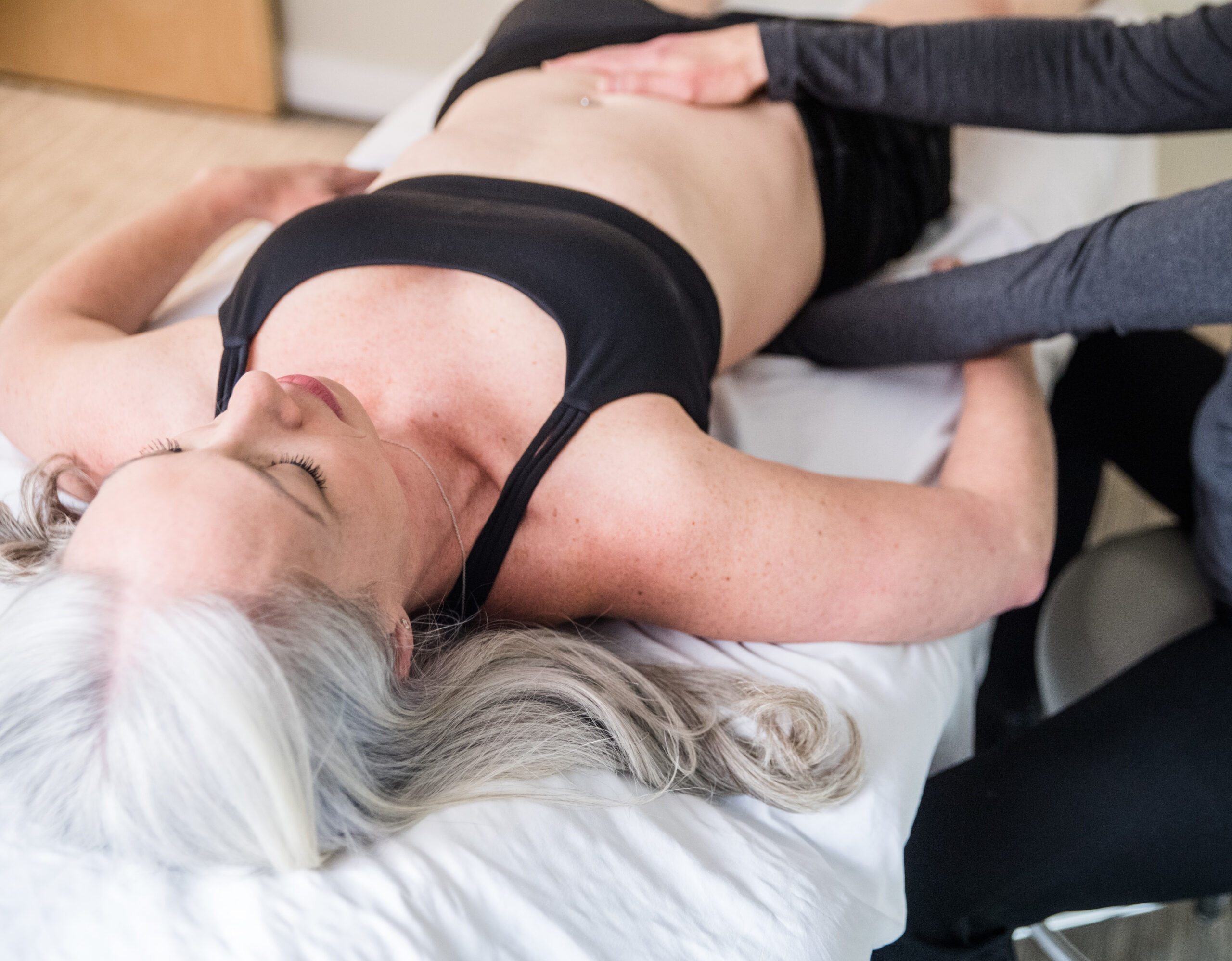 Myofascial Release (MFR) at MPT